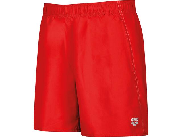 arena Fundamentals Boxershorts Herren red-white